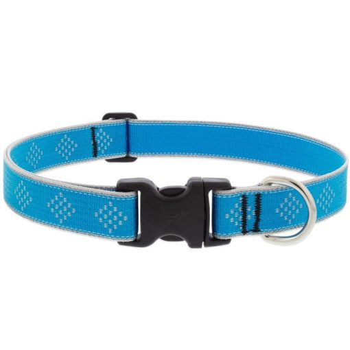 LUPINE nyakörv (HL Blue-Diamond 2,5 cm széles 31-50 cm)