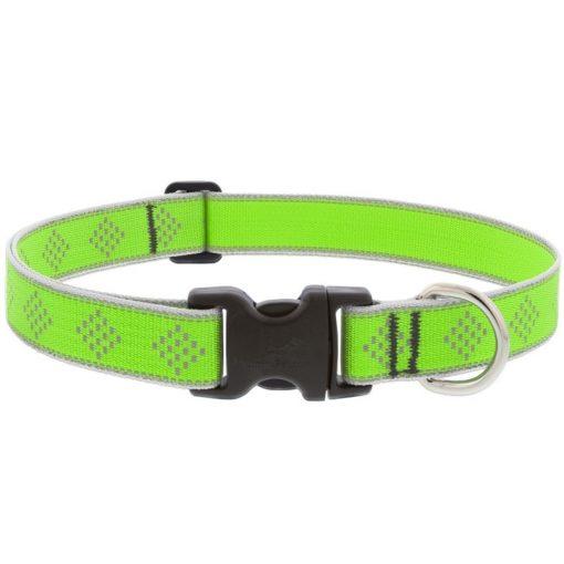 LUPINE nyakörv (HL Green-Diamond 2,5 cm széles 41-71 cm)