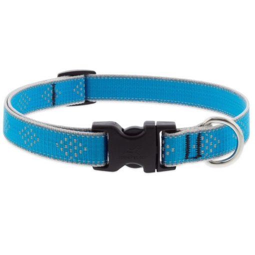 LUPINE nyakörv (HL Blue-Diamond 1,9 cm széles 34-55 cm)
