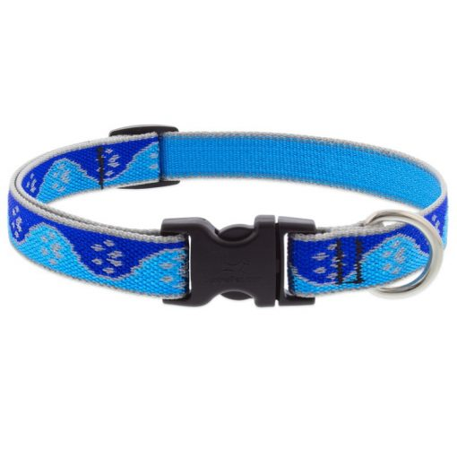 LUPINE nyakörv (HL Blue-Paws 1,9 cm széles 34-55 cm)