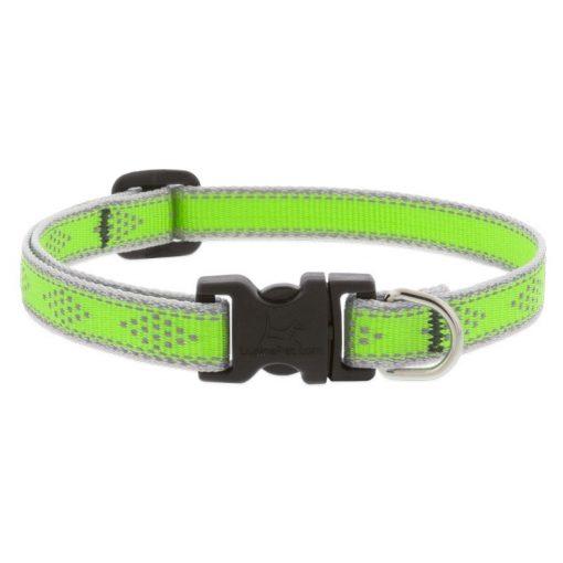 LUPINE nyakörv (HL Green-Diamond 1,25 cm széles 26-40 cm)