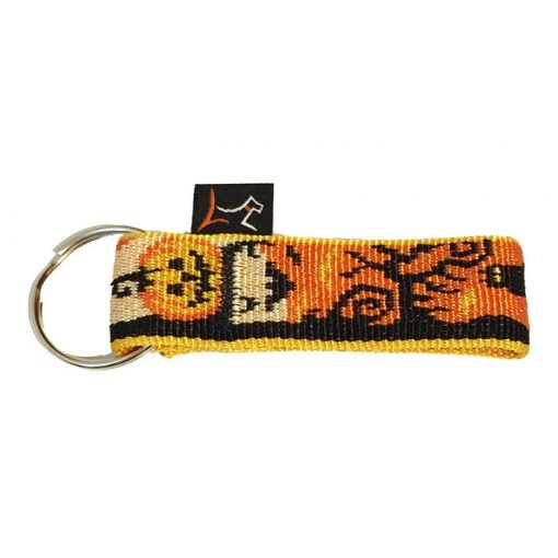 Lupine kulcstartó (Spooky 2,5 cm széles)