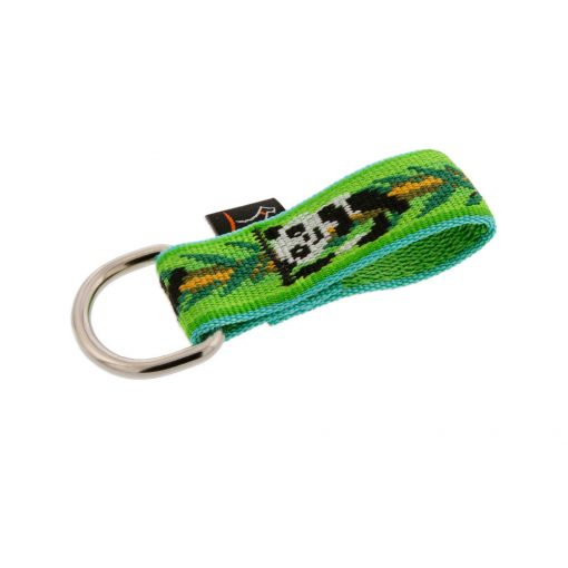 Lupine kulcstartó (Panda Land 2,5 cm széles)