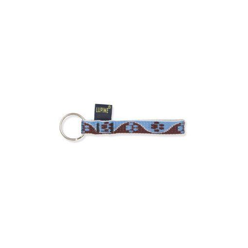 Lupine kulcstartó (Muddy Paws 1,25 cm széles)