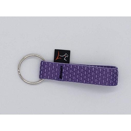 "Lupine kulcstartó (ECO Lilac 3/4"")"