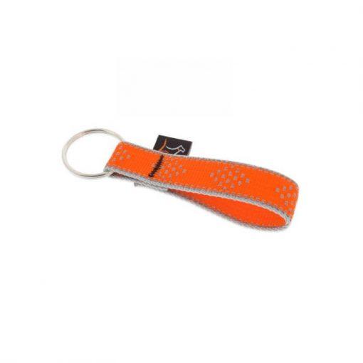 "Lupine kulcstartó (HL Orange Diamond 3/4"")"