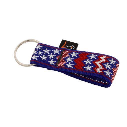Lupine kulcstartó (America 1,9 cm széles)