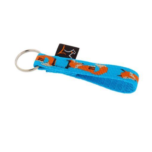 Lupine kulcstartó (Foxy Paws 1,25 cm széles)
