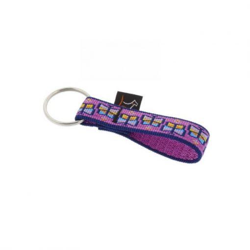 "Lupine kulcstartó (Flutterby 3/4"")"
