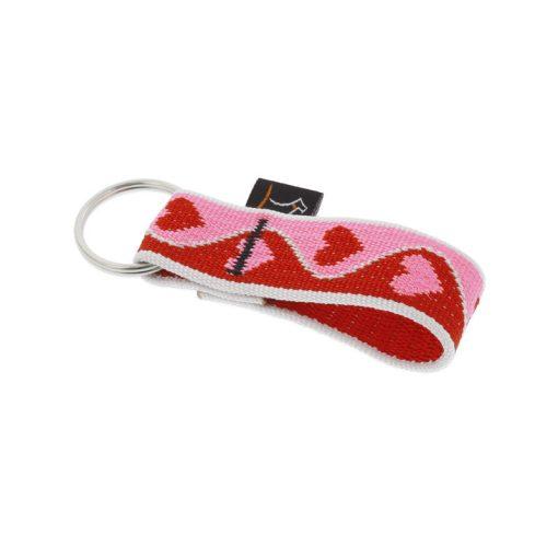 Lupine kulcstartó (Sweetheart 2,5 cm széles)
