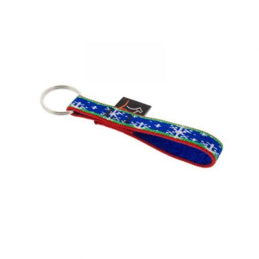 Lupine kulcstartó (Let It Snow 1,25 cm széles)