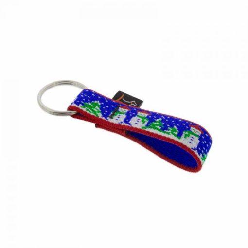 Lupine kulcstartó (Jack Frost 1,9 cm széles)