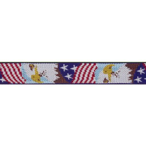 Lupine kulcstartó (IAmerican Eagle 2,5 cm széles)