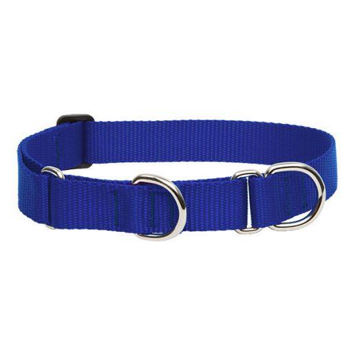 Lupine Félfojtó nyakörv (Kék 2,5 cm széles 49-68 cm)