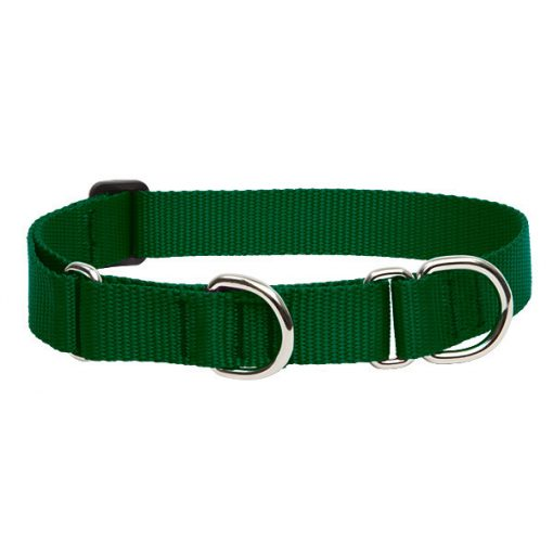 Lupine Félfojtó nyakörv (Zöld 2,5 cm széles 49-68 cm)