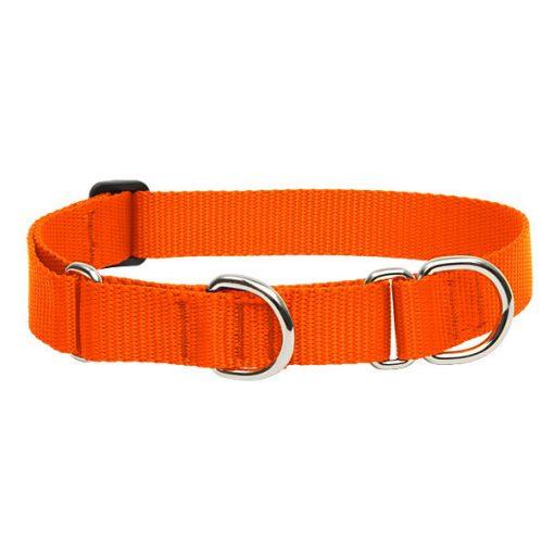 Lupine Félfojtó nyakörv (Narancssárga 2,5 cm széles 49-68 cm)