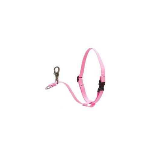 LUPINE NO PULL (Pink 2,5 cm széles 60-96 cm)