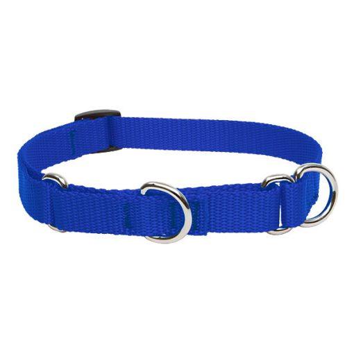 Lupine Félfojtó nyakörv (Kék 1,9 cm széles 36-51 cm)