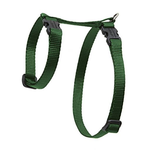 Lupine H-hám (Zöld 1,25 cm széles  23-35 cm)